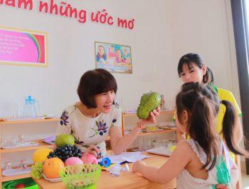 Tổng hợp danh sách trường mầm non quận Nam Từ Liêm